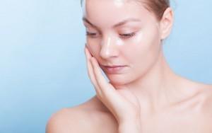pelle liscia dopo peeling